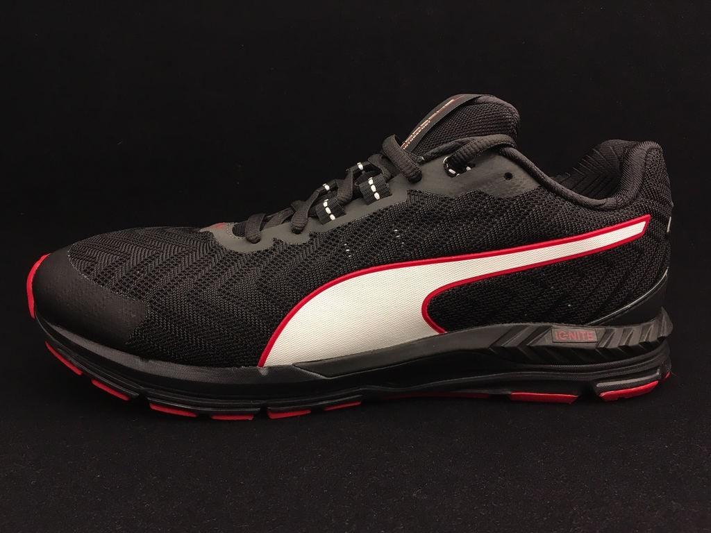 minusválido Macadán Establecimiento  Porsche Shoes Motorsport Puma Ignite black / white / red WAP439L0MS -  unisex - Selection RS