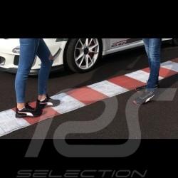 Porsche Motorsport Puma Ignite Shoes black / white / red Porsche Design WAP439LMS - unisex