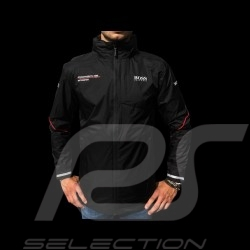 Porsche Motorsport Hugo Boss Jacket black windbreaker Porsche Design WAP438LMS - unisex