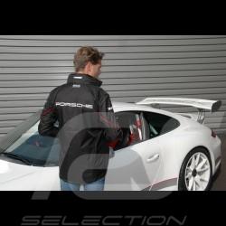 Porsche Motorsport Hugo Boss Jacket black windbreaker Porsche Design WAP438LMS - unisex