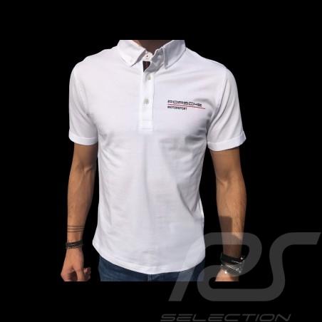 Porsche Motorsport Polo shirt white WAP801LFMS - men