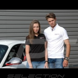 Porsche Motorsport Polo shirt white WAP801LFMS - men