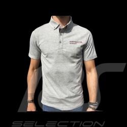Porsche Motorsport Polo-shirt grau Porsche Design WAP803LFMS - Herren