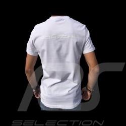 Porsche Motorsport T-shirt white Porsche Design WAP807LFMS - men