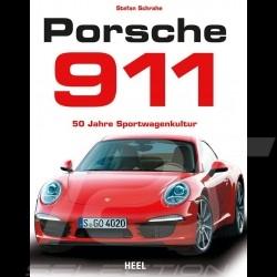 Book Porsche 911 - 50 Jahre Sportwagenkultur