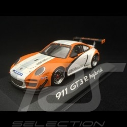 Porsche 911 GT3 R hybrid type 997 mark II 1/43 Minichamps WAP0201170B