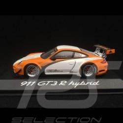 Porsche 911 GT3 R hybrid type 997 phase mark II 1/43 Minichamps WAP0201170B