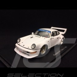 Porshe 911 type 964 Turbo S 1993 white 1/43 Spark S1930