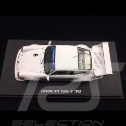 Porshe 911 typ 964 Turbo S 1993  weiß 1/43 Spark S1930