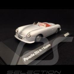 Porsche 356 n° 1 Roadster 1948 silver grey 1/43 Minichamps WAP0207900K