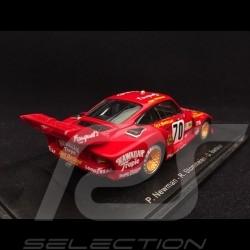 Porsche 935 n° 70 Platz 2 Le Mans 1979 1/43 Spark S2015