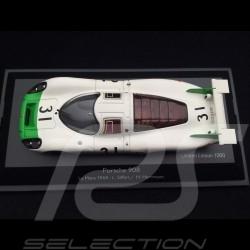 Porsche 908 LH n° 31 Le Mans 1968 1/43 Schuco 450372200