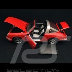 Porsche 911 2.4 S Targa 1973 Light red 1/18 Schuco 450036200
