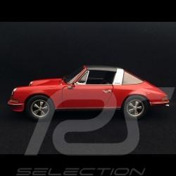 Porsche 911 2.4 S Targa 1973 Hellrot 1/18 Schuco 450036200