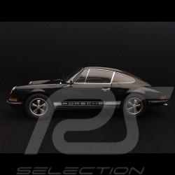 Porsche 911 2.4 S Coupé 1973 Black 1/18 Schuco 450036300