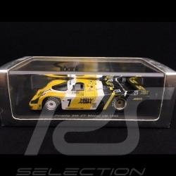 Porsche 956 n° 7 New Man Vainqueur Winner Sieger Le Mans 1985 1/43 Spark S0991