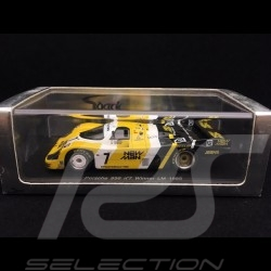 Porsche 956 n° 7 New Man Winner Le Mans 1985 1/43 Spark S0991