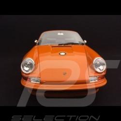 Porsche 911 type 964 Singer Targa 2015 orange 1/18 Cult Models CML106-3