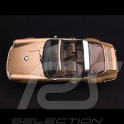 Porsche 911 typ 964 Singer Targa 2015 gold metallic 1/18 Cult Models CML106-2