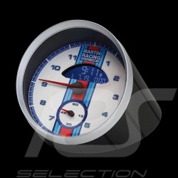 Horloge de table Porsche 911 Martini Porsche Design WAP0701020K0MR Table clock Tischuhr