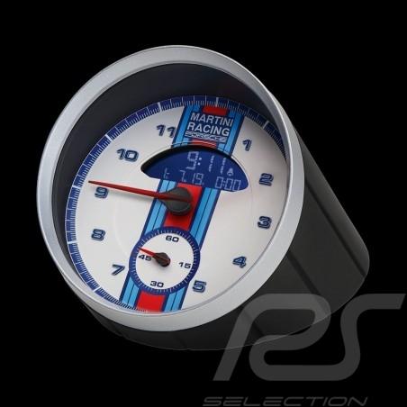 Porsche Table clock / Alarm clock 911 Martini Racing WAP0701020K0MR