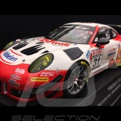 Porsche 911 type 991 GT3 R n° 31 Frikadelli Racing Team Winner VLN 3 Nürburgring 2018 1/18 Minichamps 153186991