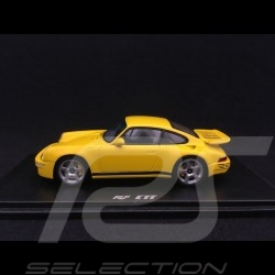 RUF CTR 2017 yellow 1/43 Spark S5442