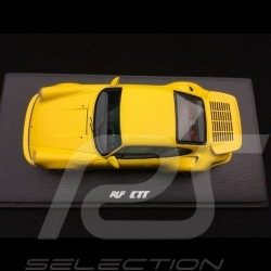 RUF CTR 2017 yellow 1/43 Spark S5442