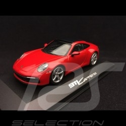 Porsche 911 type 992 Carrera 2S Coupé 2019 guards red 1/43 Minichamps WAP0201740K