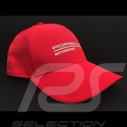 Porsche Cap Motorsport 3 Perforated red Porsche Design WAP8000020LFMS