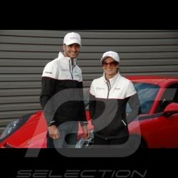 Porsche Motorsport Hugo Boss Softshell Jacket black / white Porsche Design WAP435LMS - men