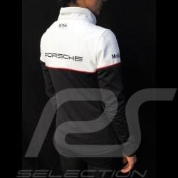 Porsche Motorsport Hugo Boss Softshell Jacket black / white Porsche WAP435LMS - men