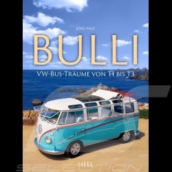Book Bulli - VW-Bus-Träume von T1 bis T3