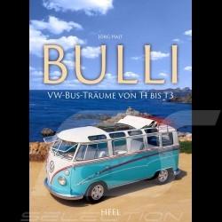 Livre Book Buch Bulli - VW-Bus-Träume von T1 bis T3