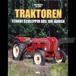 Livre Book Buch Traktoren - Starke Schlepper aus 100 Jahren