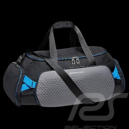 Sac de sport Porsche Taycan Collection noir / bleu Porsche WAP0606000LTYC sports bag Sporttasche