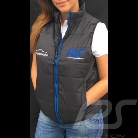 Veste jacket jacke femme matelassé RS Club sans manches