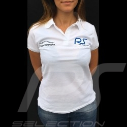 Polo femme blanc RS Club