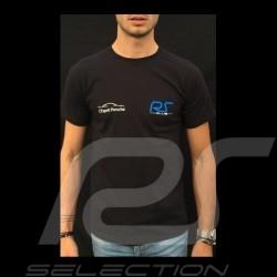 T-shirt homme noir RS Club