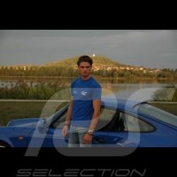Herren t-shirt Königsblau RS Club