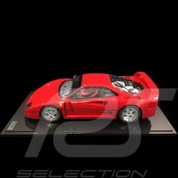 Ferrari F40 rouge red rot Rosso Scuderia 1987 1/8 GT Spirit GTS80021