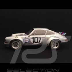 Porsche 911 Carrera RSR Martini n° 107 Targa Florio 1973 1/18 Solido S18001108