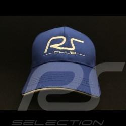 Casquette bleu royal RS Club