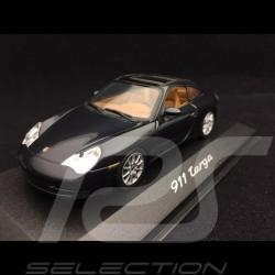 Porsche 996 Targa grey 1/43 Minichamps WAP02006510