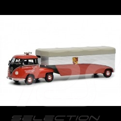 VW Transporter T1 Racing transporter Continental motors USA 1/18 Schuco 450905900