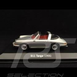 Porsche 911 Targa grau 1966 1/43 Minichamps WAP020SET06