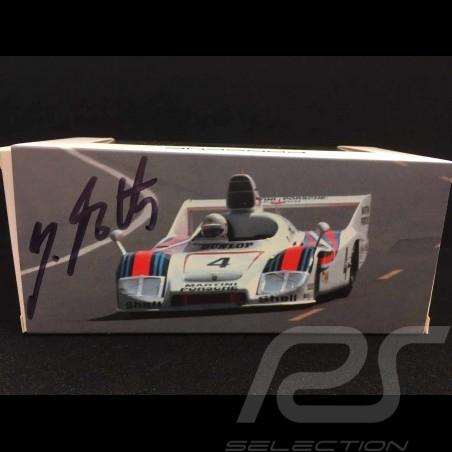 Porsche 936 Sieger Le Mans 1977 n° 4 Martini Jürgen Barth 1/43 Spark MAP02027713