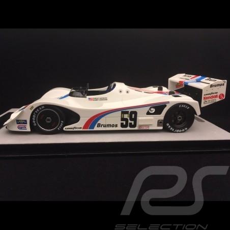 Porsche 966 12h Sebring 1992 n° 59 Brumos 1/18 Tecnomodel TM18-134C