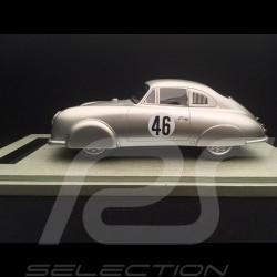 Porsche 356 SL Vainqueur de classe 24h du Mans 1951 n° 46 1/18 Tecnomodel TM18-95A Class winner class sieger