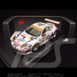 Porsche 911 GT3 RS type 996 Le Mans 2003 n° 84 T2M Motorsport 1/43 Spark S5526